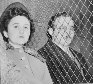 Julius and Ethel Greenglass Rosenberg